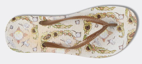View Noosa Limited Edition Sandal