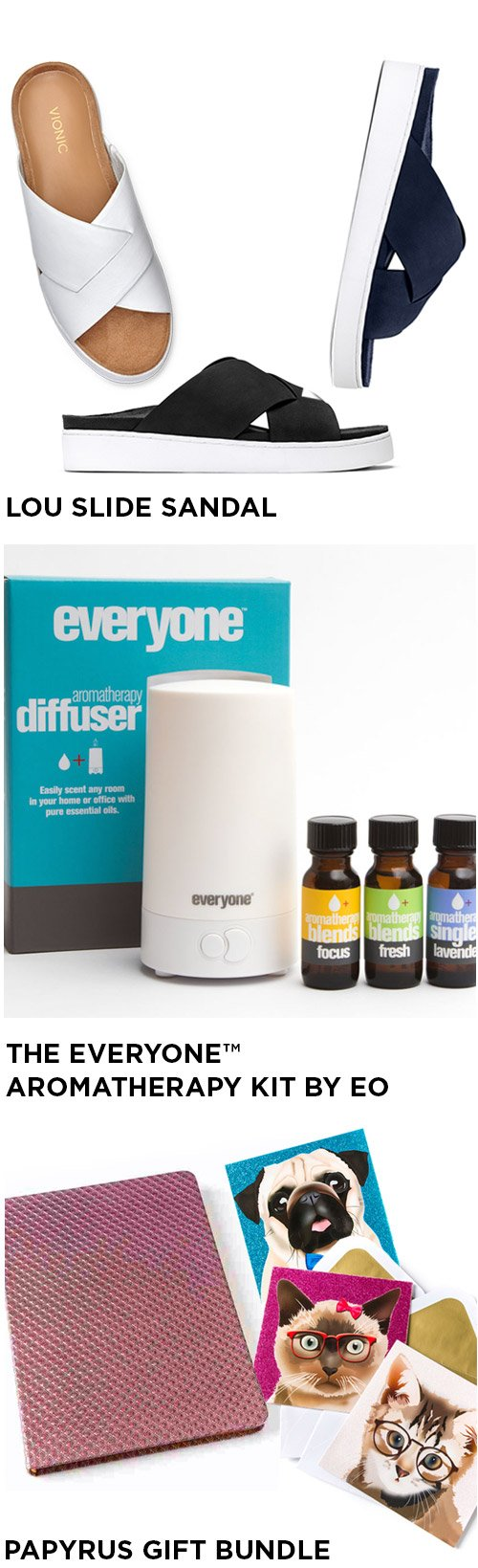 Vionic Joy - Secret Giveaway