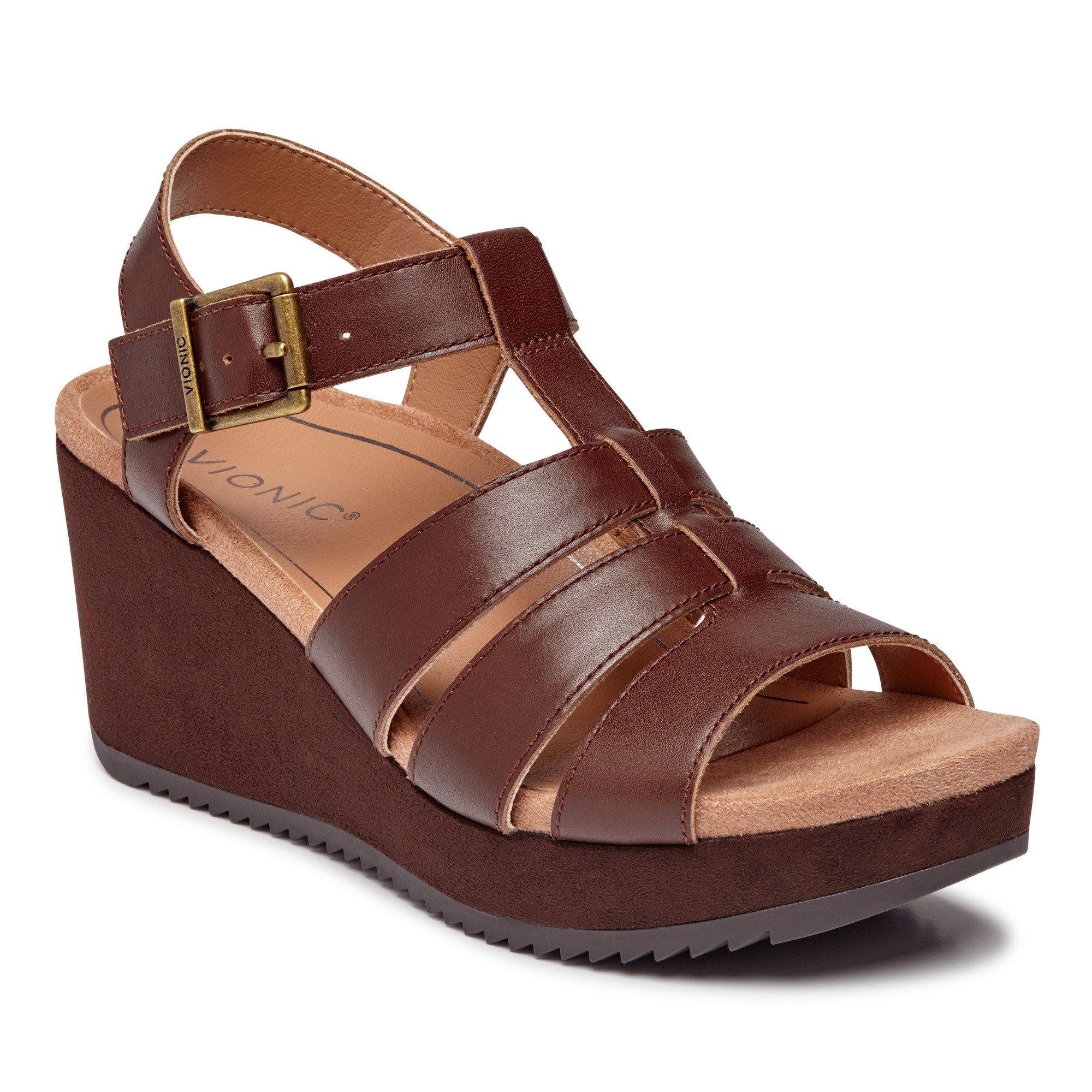 Tawny Platform Wedge | Vionic Shoes