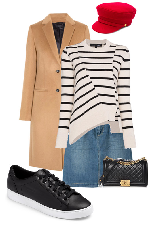 Fashion Hunting Outfit