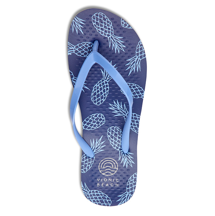 View Blue Pineapple Sandal