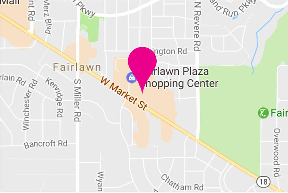Fairlawn Ohio Map.Vionic Women S Shoe Store Fairlawn Oh Vionic Shoes