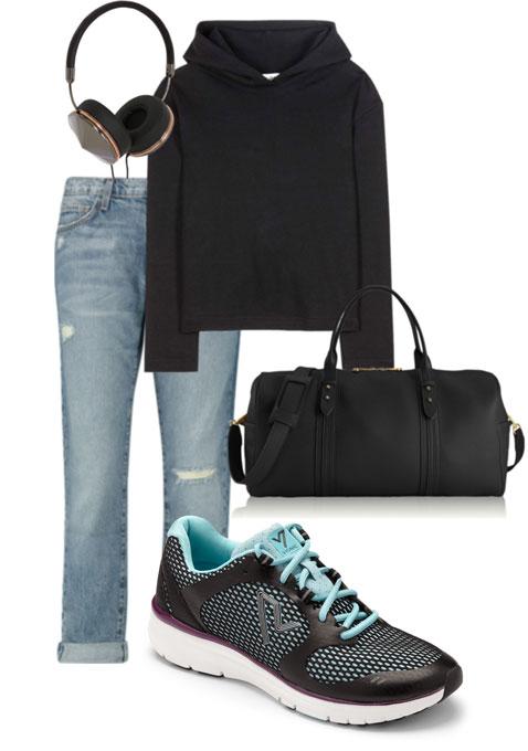 Elation Active Sneaker - Vionic Lookbook