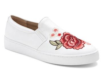 Midi Floral Casual Sneaker