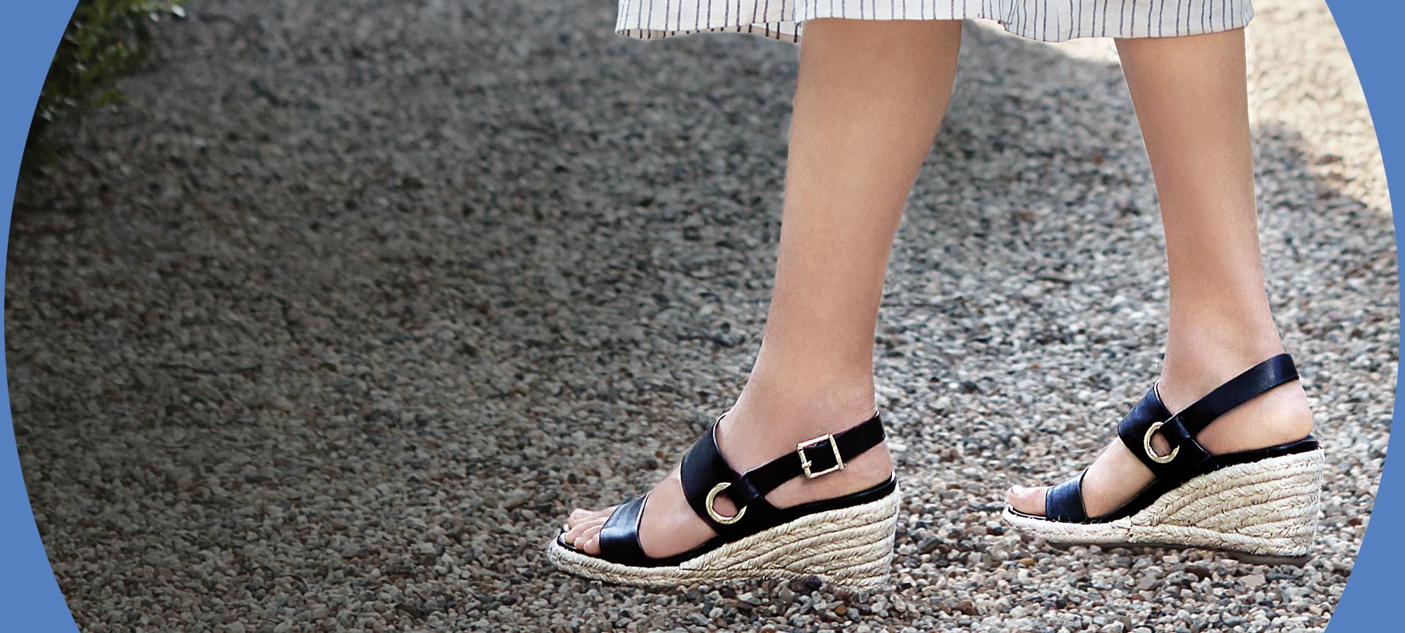 Summer Trend: Espadrilles- Instant refresh of your wardrobe.