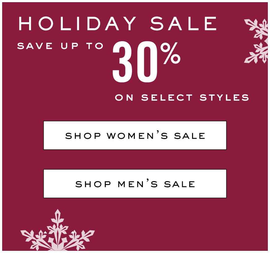View Mens and Womens Sale