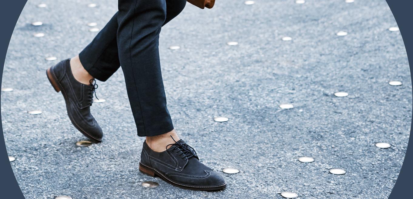 Vionic Men's Shoes - Built In Technology