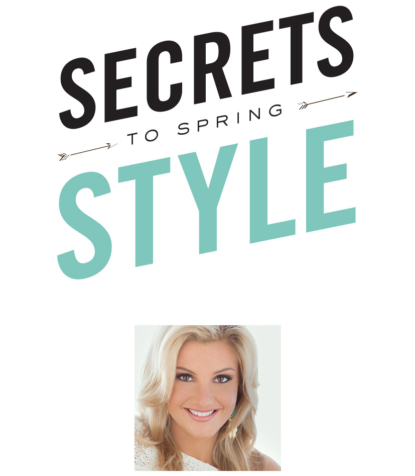 secrets to spring style