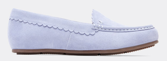 View Light Blue McKenzie Slipper