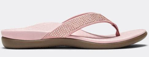 Vionic Tide Rhinestones Pink