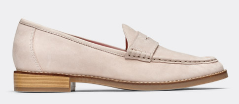 View Waverly Pink Loafer