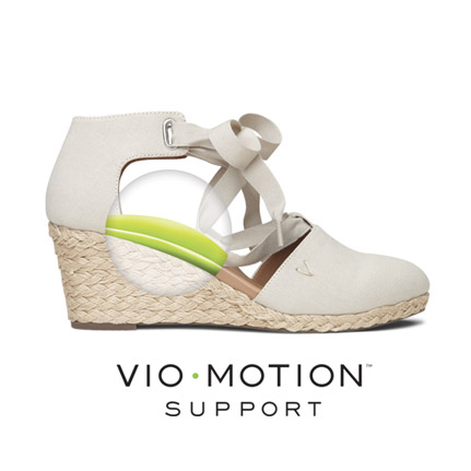 Learn about Vionic Vio-Motion Support