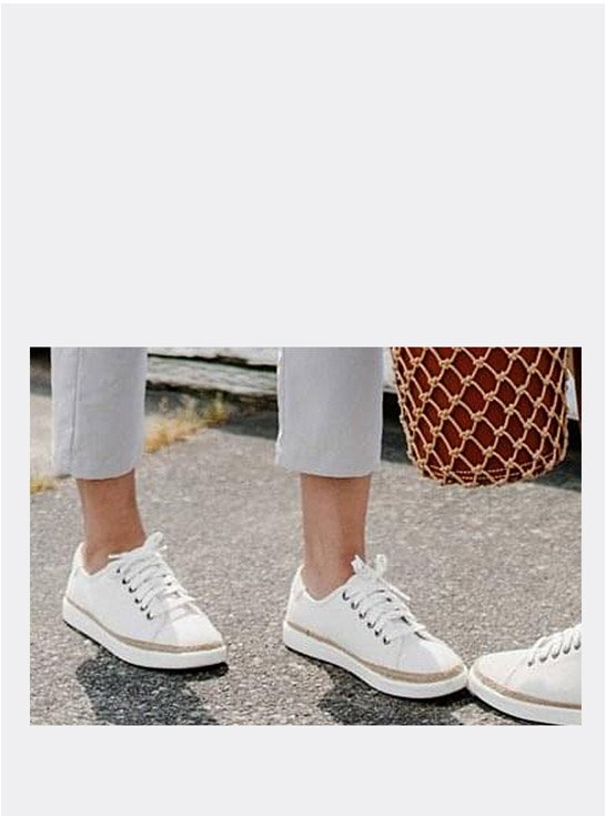 Shop Hattie Lace Up Sneakers