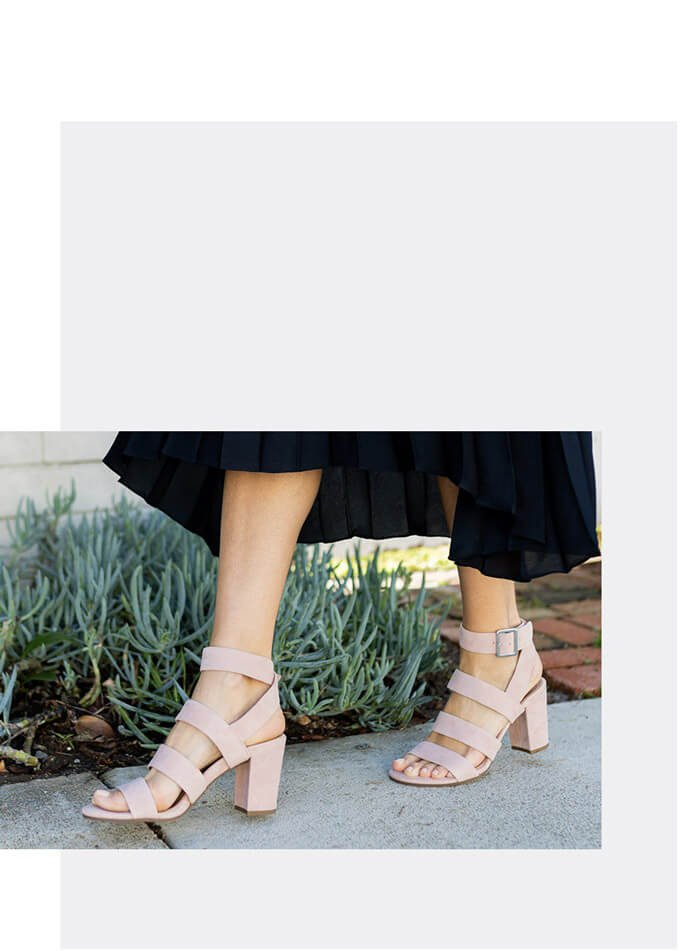 Shop Blaire Heeled Sandal