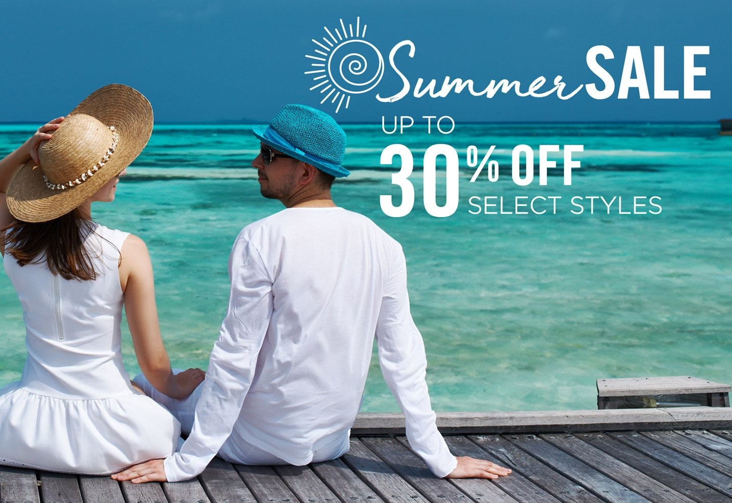 Summer Sale - Save on select men's and women's styles