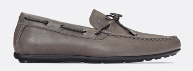 Shop Men's Luca Slip On in Charcoal