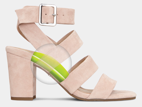 View Blaire Heeled Sandals