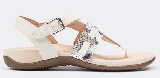 Comfortable Walking Sandals with Arch