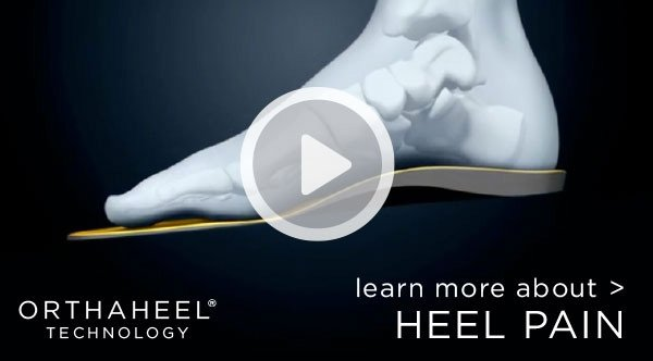 How Vionic Technology Helps Reduce Heel Pain
