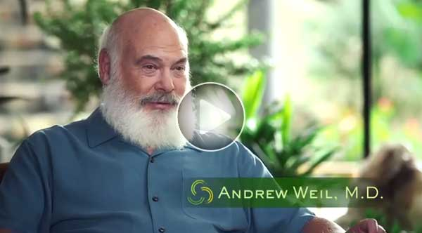 Meet Dr. Andrew Weil | Vionic Innovation Lab