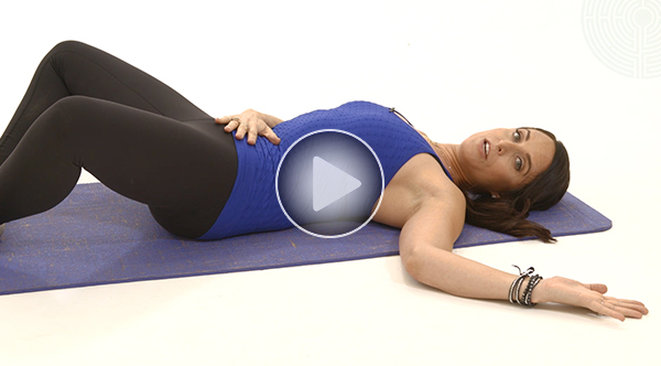 The ZenFitness30 Method: Butterfly Stretch & Lift Series