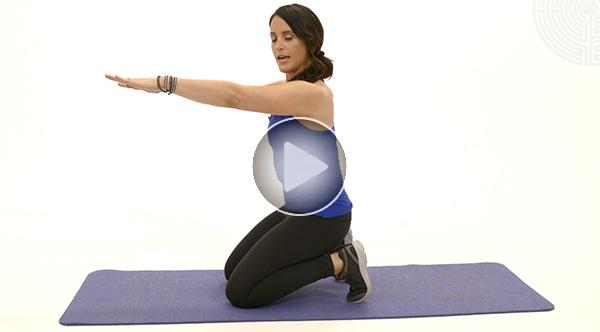 The ZenFitness30 Method: Buttocks Lift