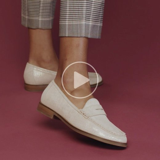 See how to style the Waverly Loafer with your favorite wardrobe staples.
