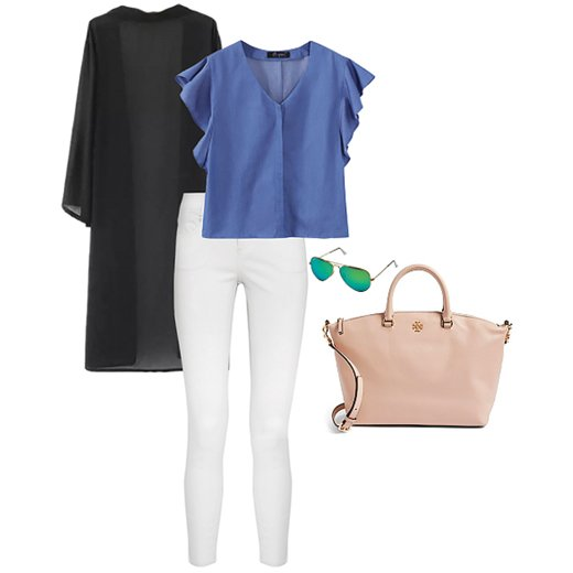 Check out how Molly styles the Midi with her favorite wardrobe staples.