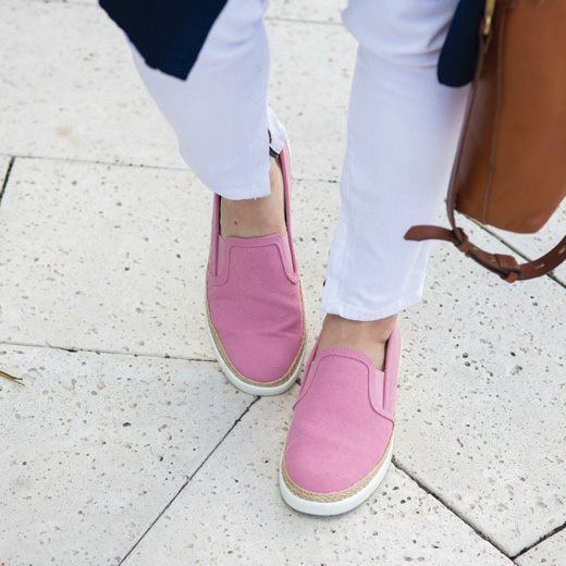 Style with the Rae Slip-on Sneaker