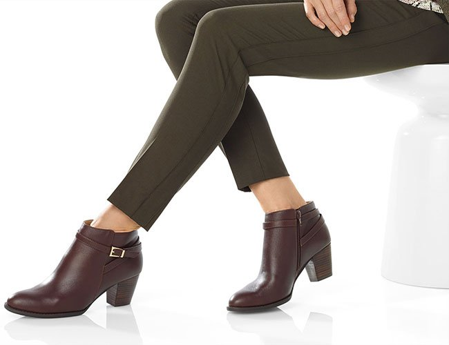 Upton Ankle Bootie in Java