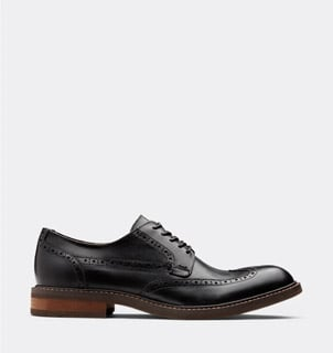View Vionic Shoes - Men's Black Dress Shoes